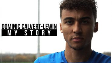 "Dominic Calvert-Lewin | ""Scoring in the World Cup Final was unbelievable!"" 