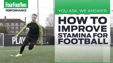 FourFourTwo | How to build stamina and improve endurance for football | You Ask, We Answer